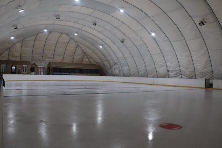 Наступного тижня в Олександрії відкриють льодову арену. ФОТО