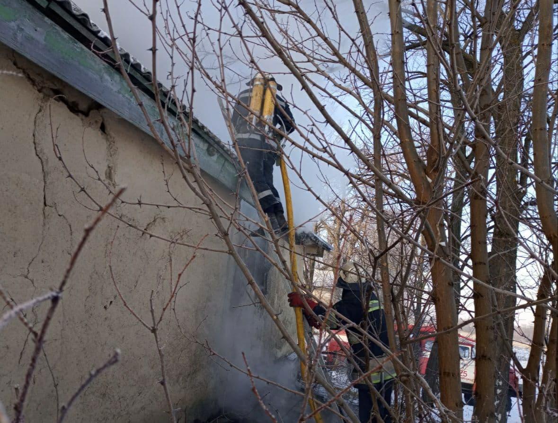 Кіровоградщина: в Новомиргородському районі на місці пожежі знайшли тіло чоловіка