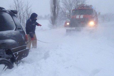 До 30 см снігового покриву обіцяють синоптики на Кіровоградщині