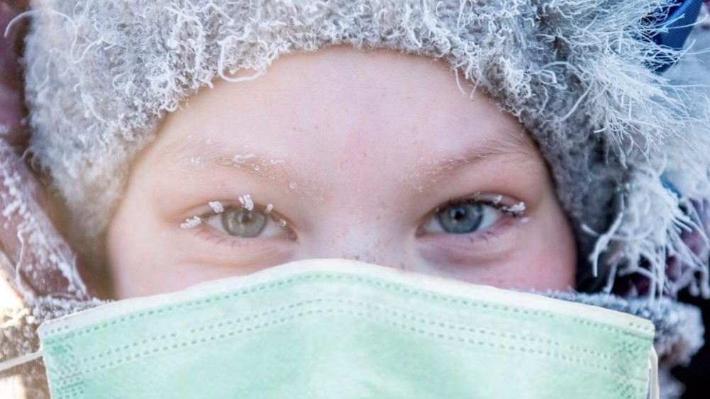 Без Купюр Цього тижня на Кіровоградщині очікується до 17 градусів морозу Життя  новини мороз Кіровоградщина