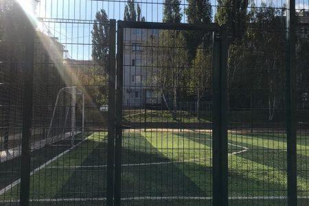 У Кропивницькому привласнили 400 тис. грн на будівництві футбольного майданчика