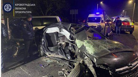 З-під домашнього арешту під варту взяли водія, що скоїв ДТП з 2 загиблими в Кропивницькому
