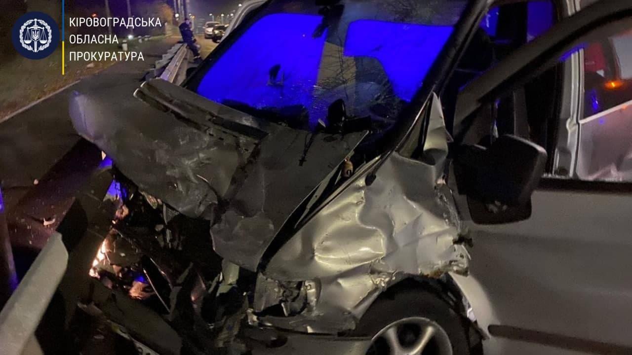 Без Купюр Кропивницький: водію, який у листопаді скоїв ДТП з двома загиблими, оголосили підозру. ФОТО За кермом  новини Кропивницький Кіровоградщина ДТП
