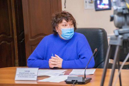 Ельза Лещенко через 6 років повернулася на колишню посаду в Кіровоградській ОДА