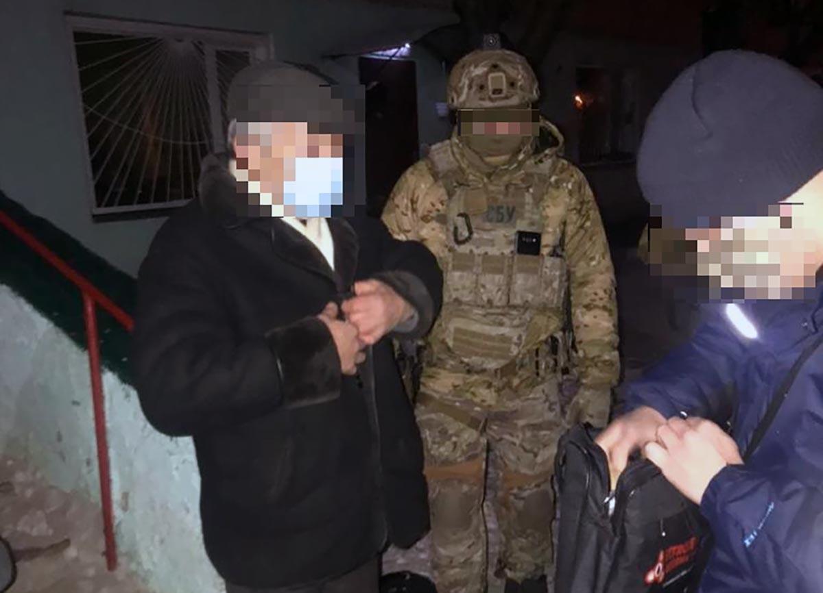 СБУ затримала на Кіровоградщині агента ФСБ