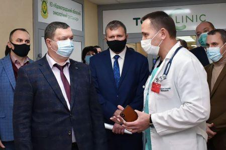 Кіровоградська облрада не скасувала рішення про приватизацію частини онкоцентру