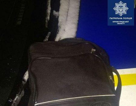 У Кропивницькому патрульні затримали грабіжників