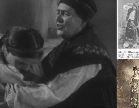 Шанувальники театру можуть переглянути виставку експонатів найвідомішої учениці Кропивницького