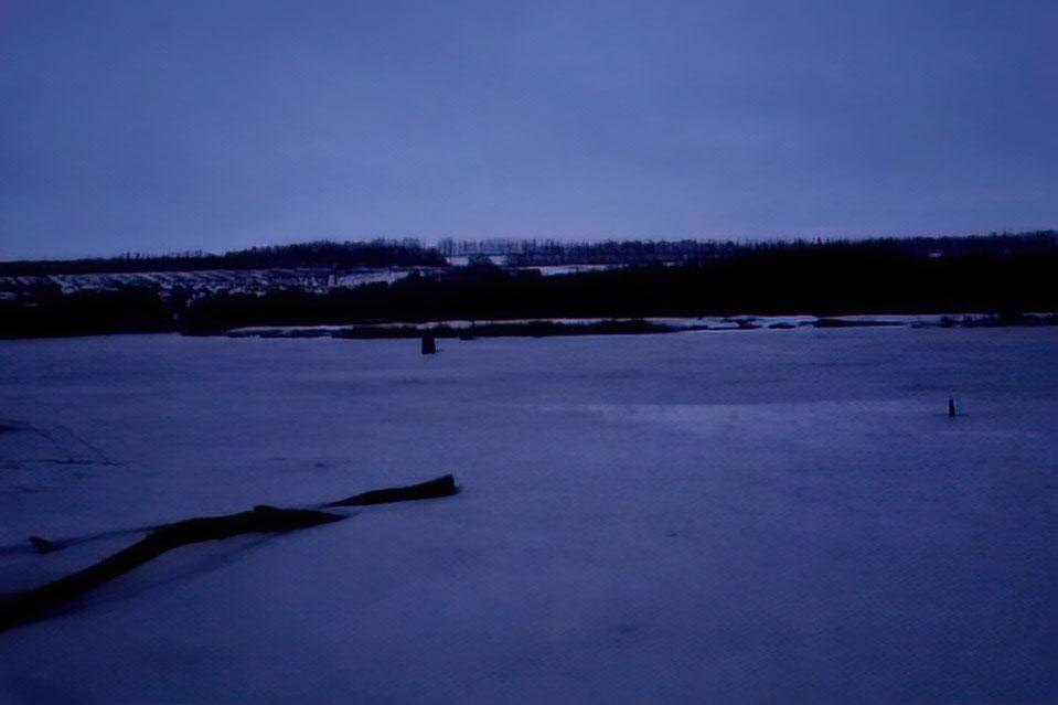 Без Купюр На Кіровоградщині 2 чоловіків ледь не замерзли, сидячи серед річки. ФОТО Події  новини Кіровоградщина ДСНС Вільшанка