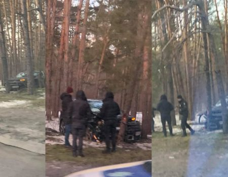 У Кропивницькому біля міськради «Ford» збив пішохода. ФОТО
