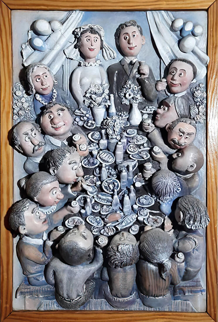 Без Купюр У Кропивницькому діє віртуальна виставка кераміки родини Фірсових Культура  Фірсови новини Кропивницький виставка 2021 Квітень