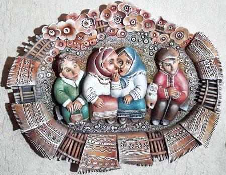 У Кропивницькому діє віртуальна виставка кераміки родини Фірсових
