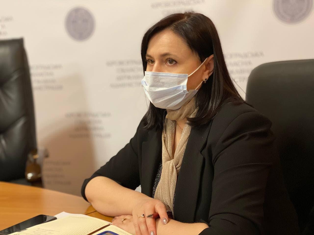 директорка департаменту агропромислового розвитку ОДА Марія Чорна