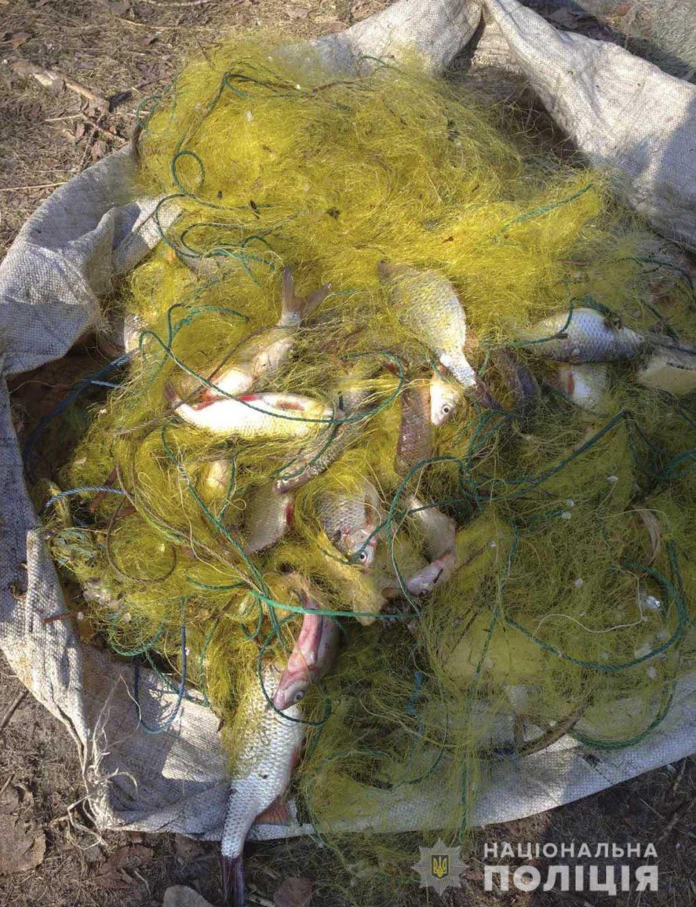 Без Купюр На Кіровоградщині спіймали браконьєра з виловом на 17 тисяч гривень Кримінал  риба новини Кіровоградщина браконьєр 2021 Квітень