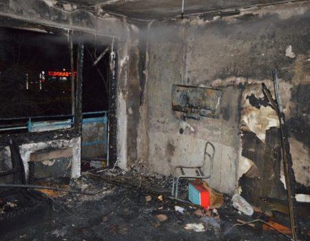 Внаслідок вибуху в будинку по вулиці Юрія Коваленка в Кропивницькому постраждали 3 квартири