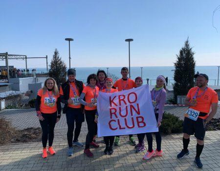 Кропивничанка посіла перше місце в одеському марафоні. ОНОВЛЕНО