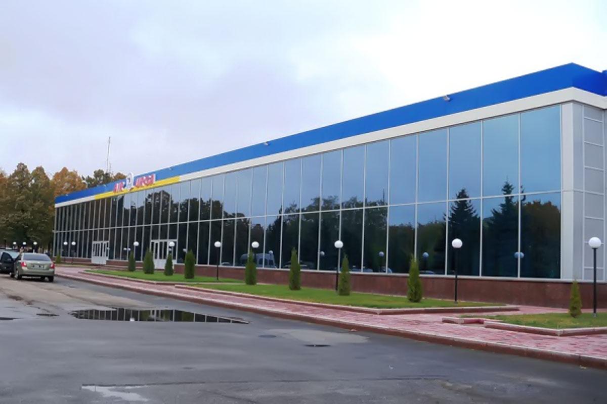 Без Купюр Новий голова Кіровоградської ОДА теж хоче відновити роботу аеропорту в Кропивницькому Життя  новини Кропивницький аеропорт 2020 рік