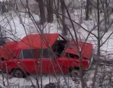 На Кіровоградщині зіткнулися автомобілі MAN і ВАЗ, водій останнього загинув