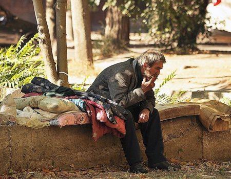 На Кіровоградщині врятували безхатченка, хворого на туберкульоз