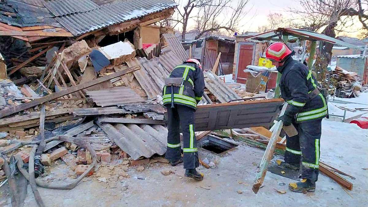 Без Купюр Комісія встановила причину вибуху газу в будівлі в Кропивницькому Події  новини Кропивницький Кіровоградщина газ вибух 2021 Квітень