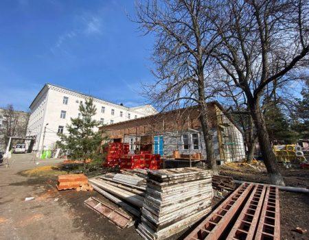 На Кіровоградщині завершують будівництво чотирьох приймальних відділень