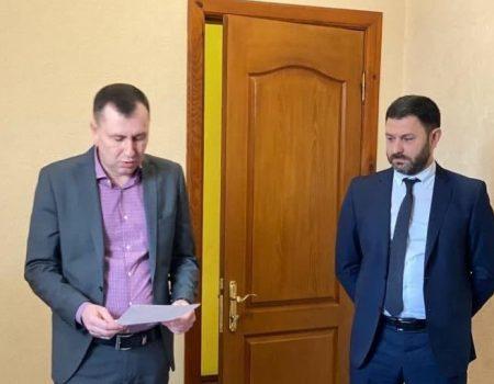 На Кіровоградщині представили керівників окружних прокуратур