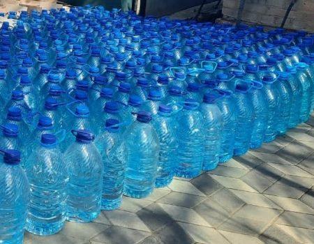 На Кіровоградщині виявили підпільне виробництво алкоголю. ФОТО