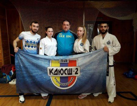 Кропивницькі таеквондисти візьмуть участь у чемпіонаті Європи