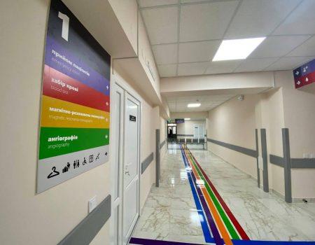 """Відділення екстреної допомоги кропивницької лікарні прийматиме дві """"швидкі"""" одночасно"""