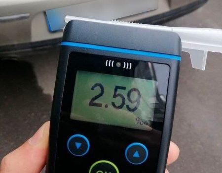 У Кропивницькому позбавлений права керування водій тікав від копів. ВІДЕО