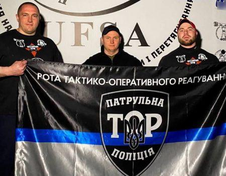 Кропивницькі патрульні стали призерами чемпіонату України