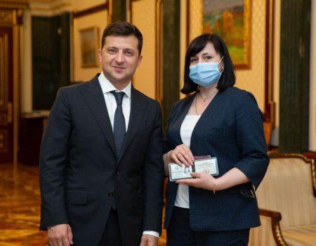Президент призначив голову Кіровоградської ОДА. ФОТО