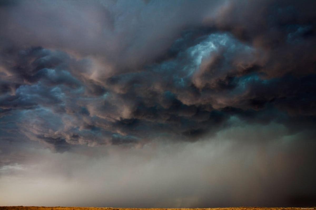 Без Купюр На Кіровоградщині очікується гроза Життя  погода новини Кропивницький Кіровоградщина гроза 2021 рік