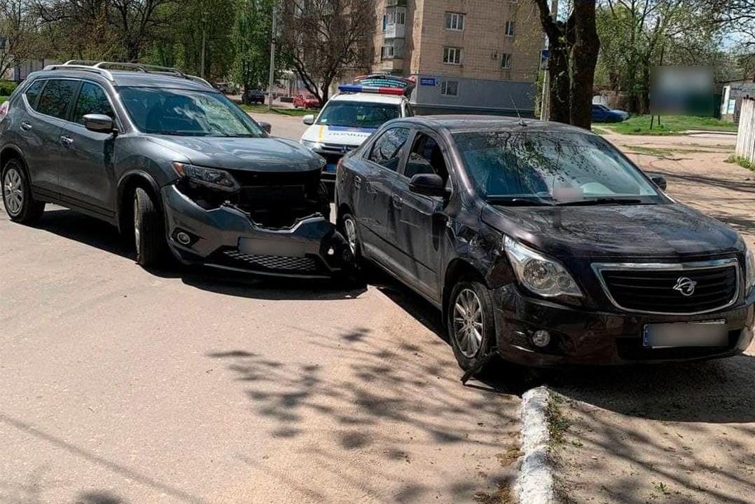 Без Купюр Сьогодні в Кропивницькому сталося три ДТП. ФОТО За кермом  новини Кропивницький Кіровоградщина ДТП 2021 Квітень