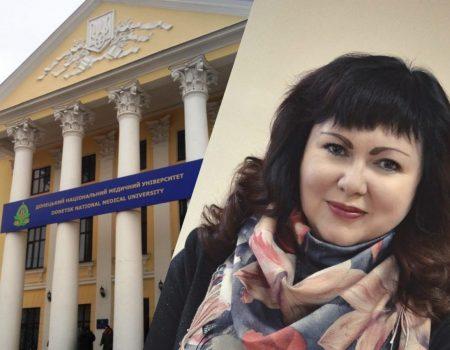 Майя Єрмолаєва про брак кадрів, якість навчання та липові дипломи в медвиші Кропивницького