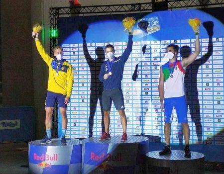 Скелелаз із Кропивницького став призером Кубку Європи, що пройшов в Австрії