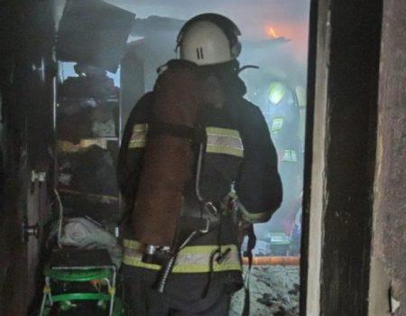 В Олександрії на місці пожежі виявили тіло чоловіка