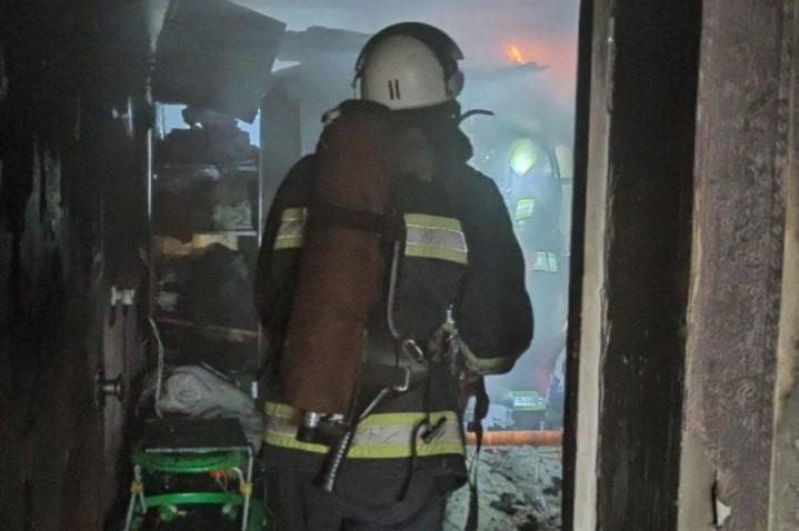 Без Купюр В Олександрії на місці пожежі виявили тіло чоловіка Події  пожежа Олександрія новини Кропивницький Кіровоградщина 2021 Червень