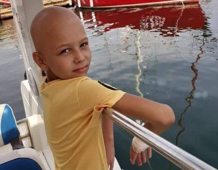 Хлопчика з Кіровоградщини, якому не дають шансів в Україні, можуть вилікувати в Туреччині