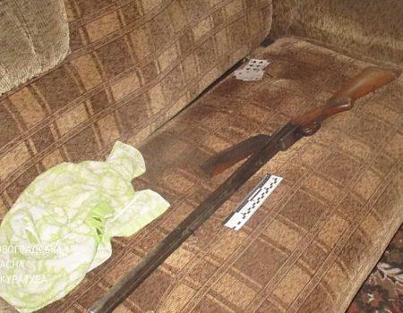 На Кіровоградщині чоловік стріляв із рушниці по дітям та поліції. ФОТО