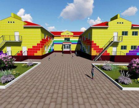 На Кіровоградщині завершують будівництво дитячого садка