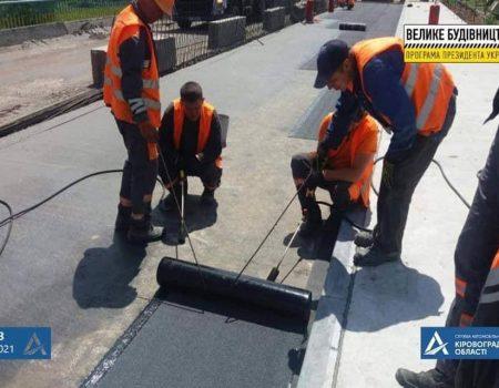 На автошляху Н-23 розпочинають ремонт другої частини мосту в Новгородці