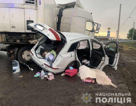 На Кіровоградщині «Volkswagen» влетів у будівлю – пасажир загинув на місці