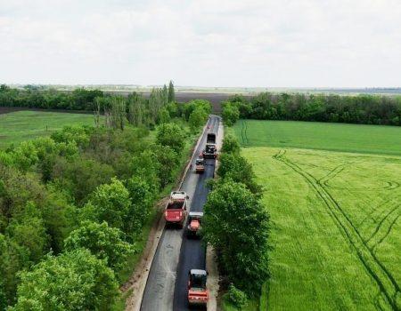 На Кіровоградщині розпочали ремонт чотирьох доріг місцевого значення