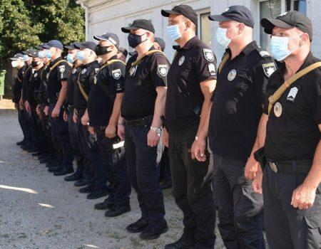 Поліцейські Кіровоградщини вирушили на Схід країни