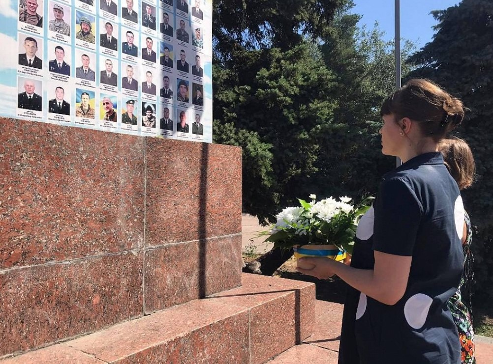 Без Купюр У Кропивницькому вшанували память 8-ми спецпризначенців Події  новини Кропивницький Кіровоградщина 3-ій полк 2021 Липень