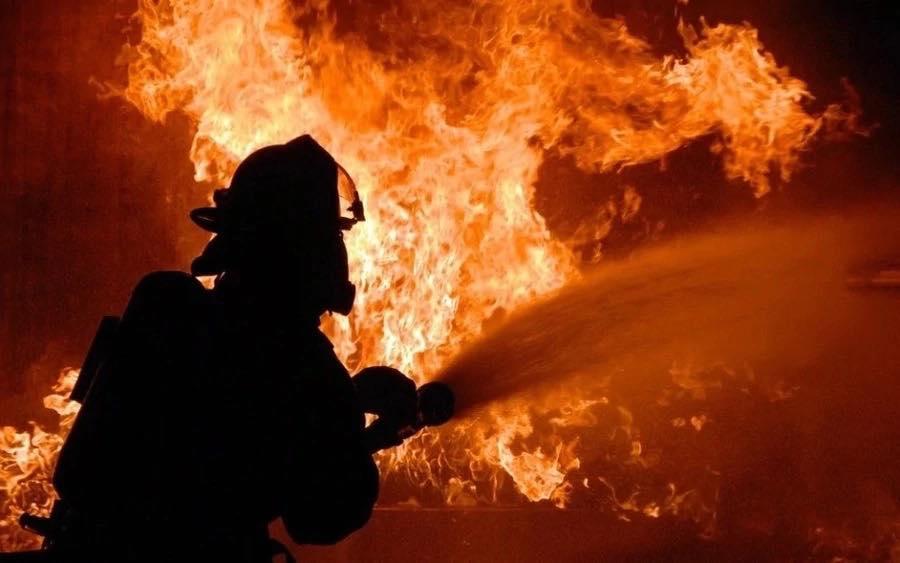 Без Купюр На Кіровоградщині сталася пожежа на урановій шахті Події  шахта Смоліне пожежа новини Кіровоградщина 2021 Липень