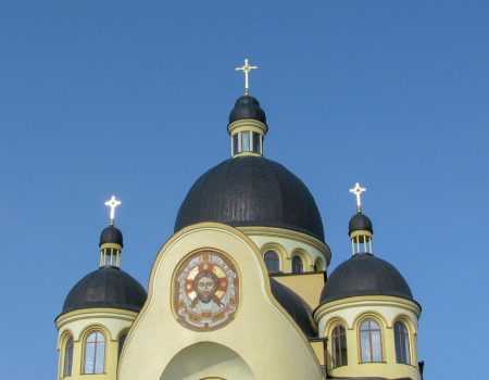 У кропивницькому сквері Слави може з'явитися кафедральний собор