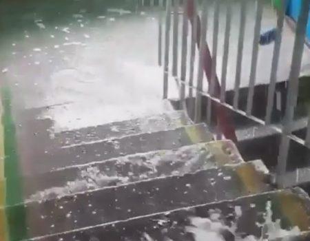 У Кропивницькому негода пошкодила 8 покрівель та затопила 14 під'їздів
