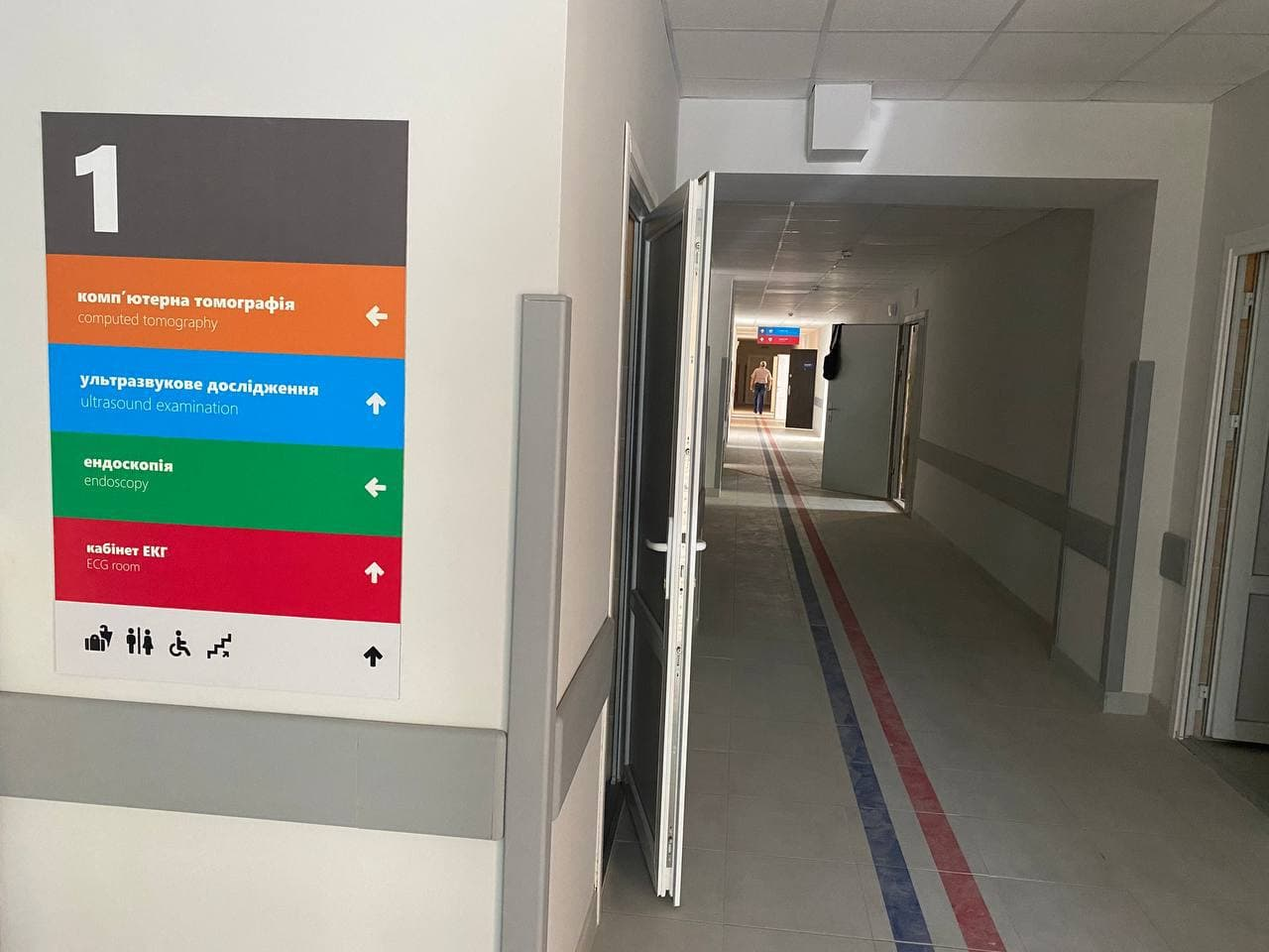 Без Купюр У Гайвороні приймальне відділення лікарні здадуть в експлуатацію в серпні. ФОТО Головне Здоров'я  новини Кропивницький Кіровоградщина велике будівництво 2021 рік
